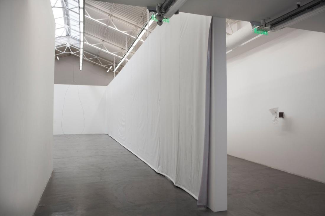 Eduardo Basualdo, Indivisible, 2016.