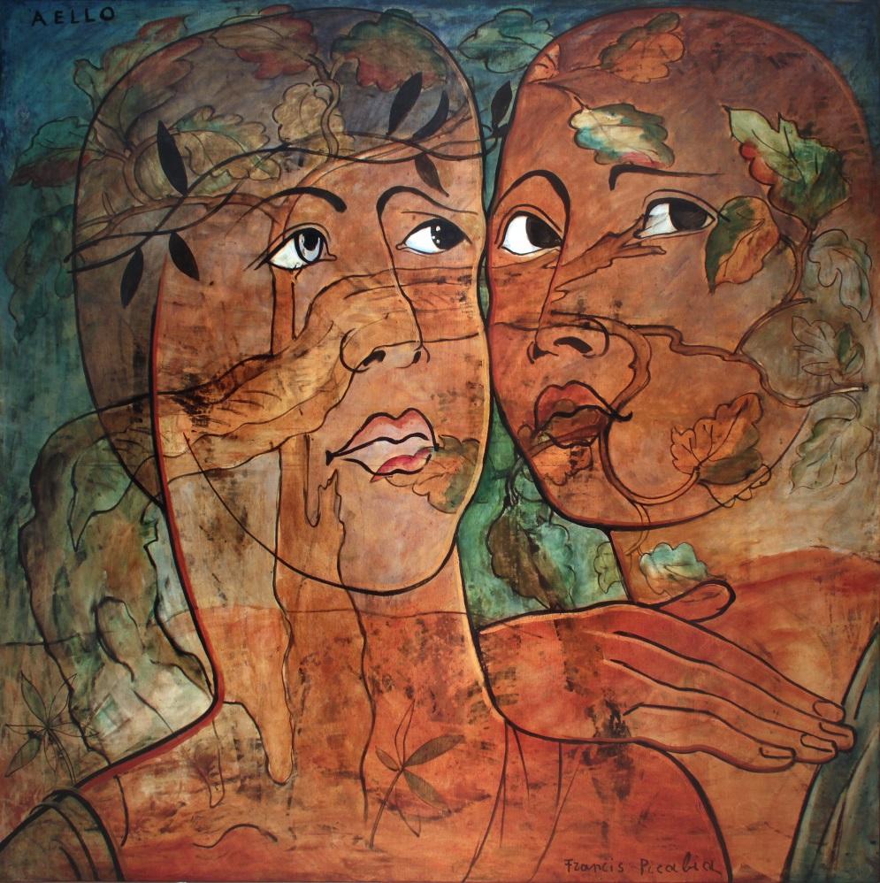 Francis Picabia, Aello, 1930.