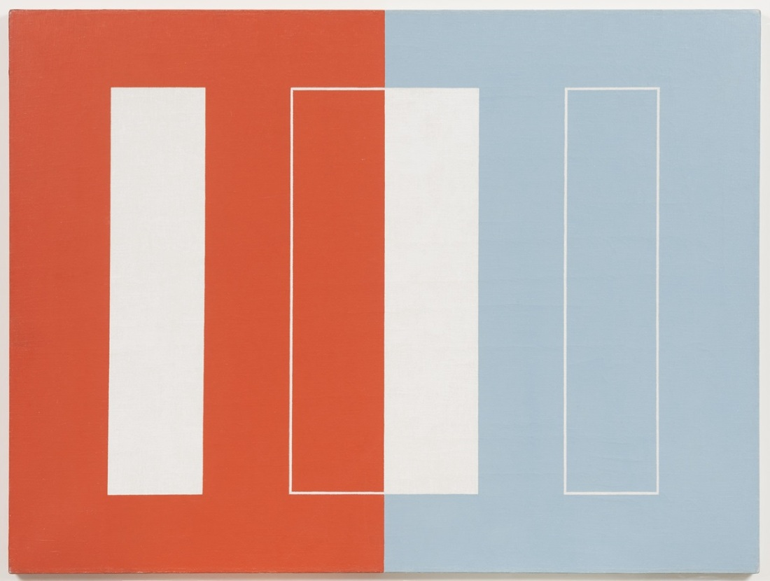 John McLaughlin, Untitled #16, 1962.