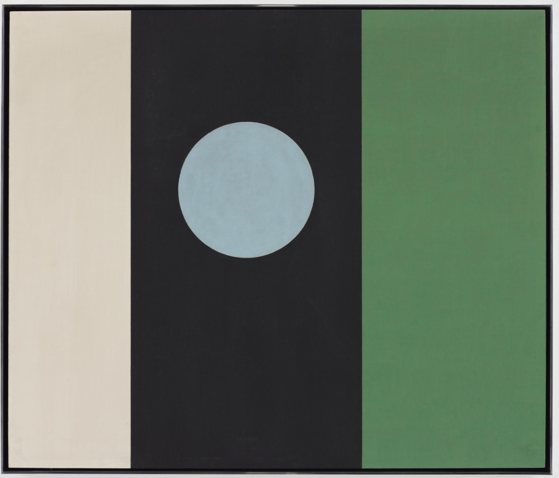 John McLaughlin, Untitled, 1951.
