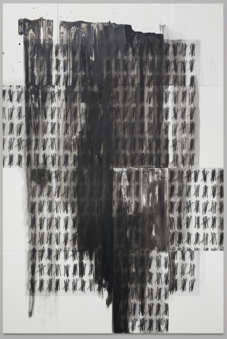 Lorna Simpson, Enumerated, 2016.