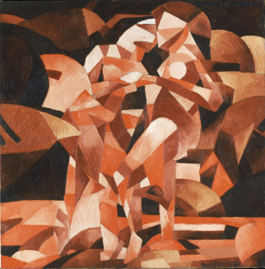 Francis Picabia, Dances at the Spring, 1912.