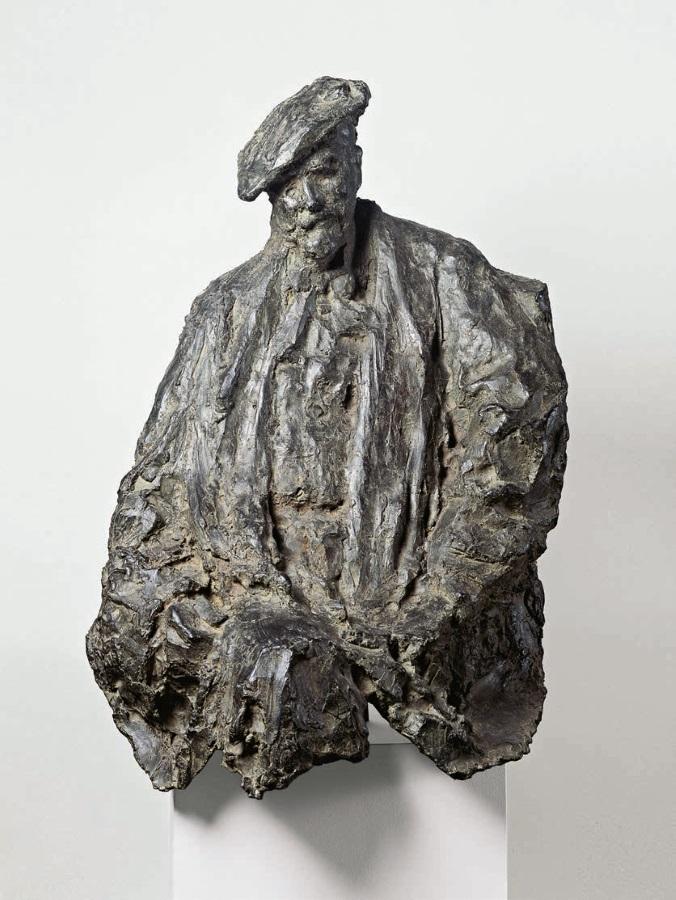 Medardo Rosso, Henri Rouart, 1889-90.