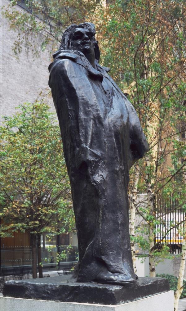 Auguste Rodin, Monument to Balzac, 1898.