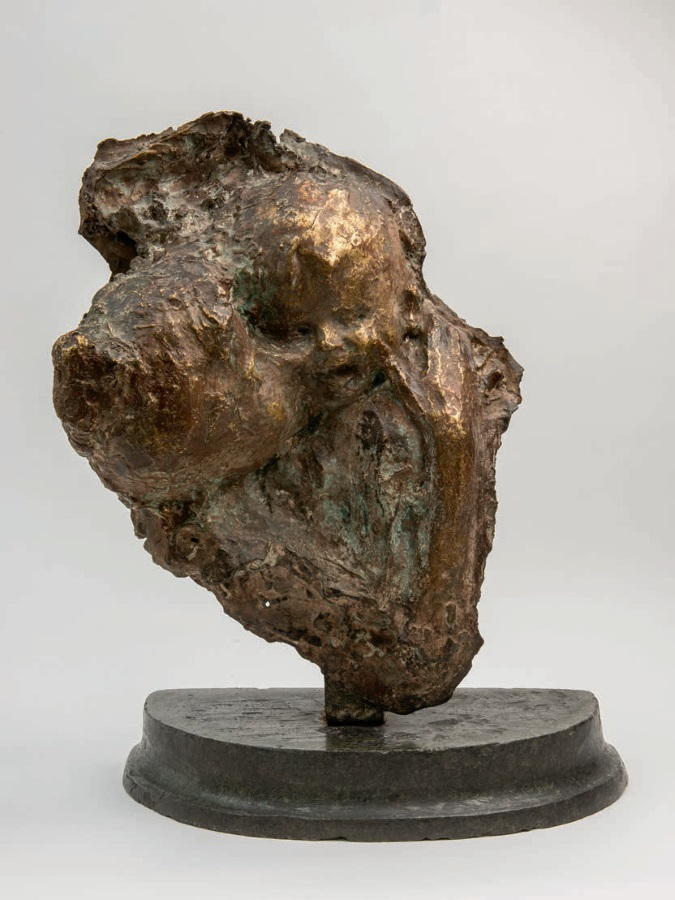 Medardo Rosso, Aetas Aurea (Golden Age), 1885-86.