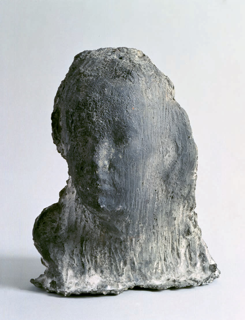 Medardo Rosso, Ecce Puer (Behold the Child), 1906.