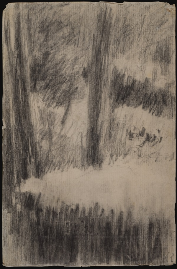 Medardo Rosso, Forest, not dated.